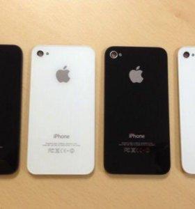 Оригинальная задняя крышка IPhone 4/4s