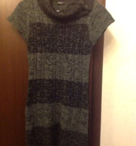 Теплое платье р.44