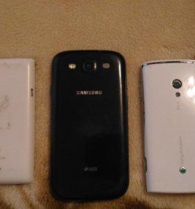 Продам телефоны не работают!