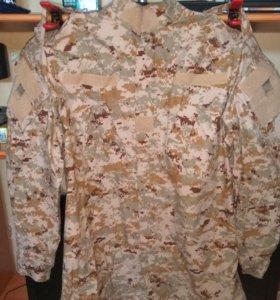 Куртка НАТО песок пиксель