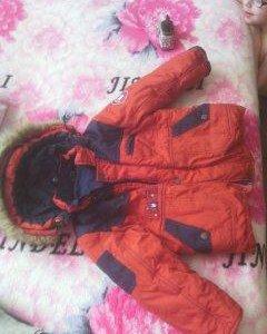 Куртка 3-4 года