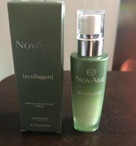 Сыворотка для лица против морщин Novage Ecollogen
