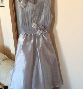 Платье нарядное 146-152