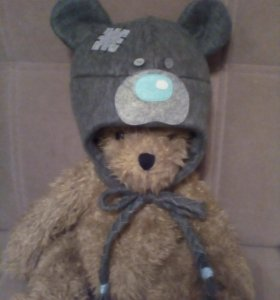 Шапка детская Мишка Тедди