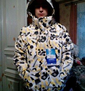 Горнолыжная мембранная куртка