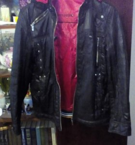 Куртка муж.двухсторонняя