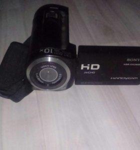 Видеокамера сони без торга
