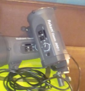 Студийный импульсивный свет Rekam CLASSIC 300i