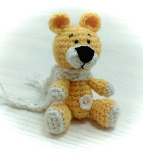 Брелок медвежонок Винни