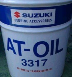 Жидкость для АКПП Suzuki 3317 AT-OIL, 1л, розлив