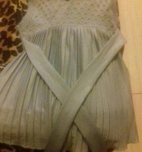 Трикотажные платьица