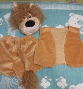 Карнавальный костюм львёнок