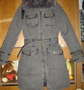 Пальто зимнее. Куртка зимняя