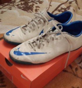 Мини футбольная обувь Nike