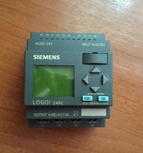 Контроллер Siemens LOGO