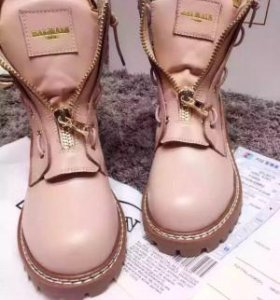 Ботинки Balmain новые зима