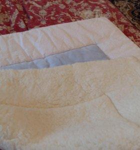 Продам конверт одеяло на выписку