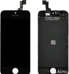 Модуль дисплей+ тачскрин для iPhone 5s