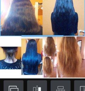 Славянский волос для наращивания