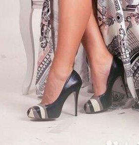 Туфли новые р.39 Paolo Conte