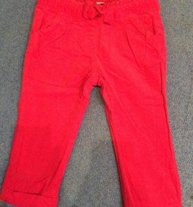 Нарядные брюки на девочку