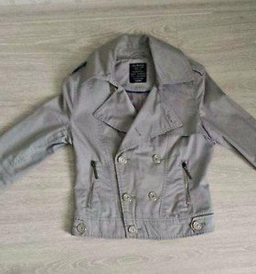 Женский пиджак-курточка