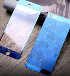 3D стекла и чехлы на Айфон