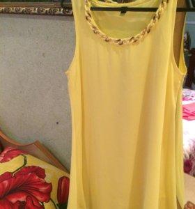 Платье , новое .