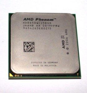 AM2+ AMD Phenom X3 8650 (3 ядра)