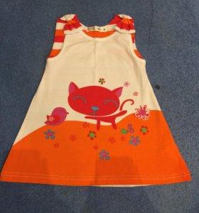 Нарядное платье 80 размер