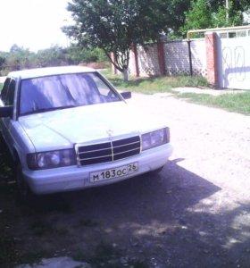 Мерседес Е190