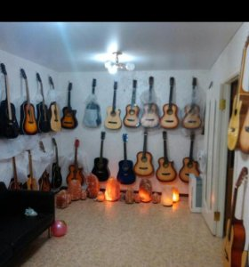 Гитара. Домра. Балалайка