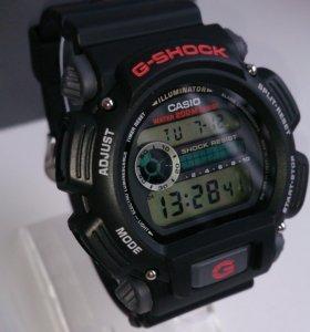 G-shock DW-9052-1V новые оригинал