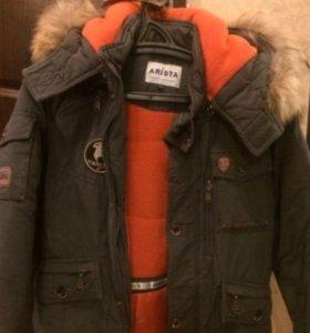 Куртка Ариста зима