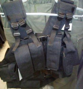 Разгрузки и рюкзаки из европы