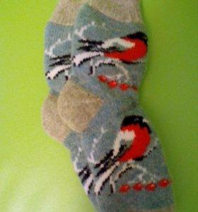 Новые носки утепленные