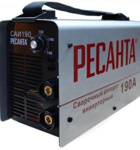 Новый сварочный инвертор САИ-190