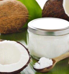 Масло кокоса нерафинированное