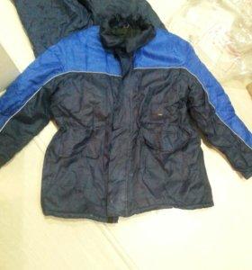 Куртка и комбез бу