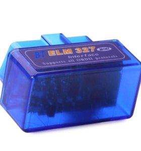 Автосканер ELM 327 Wi-Fi OBD 2