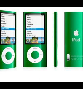 mp3-плеера Apple iPod nano 8Gb