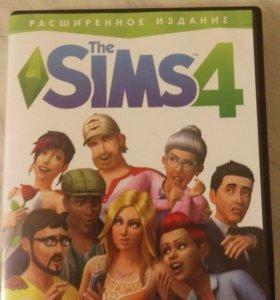 Sims 4 оригинал