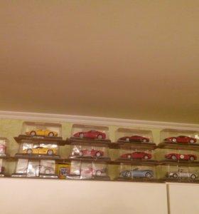 Ferrari collection