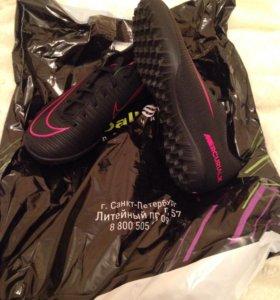 Шиповки Nike JR Mercurial X Vapor TF 831949-006