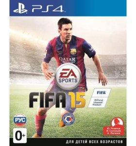 Fifa15 на PS4