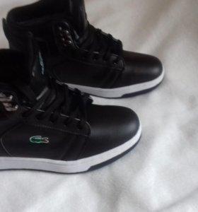 ботинки зимнее