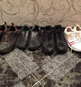Пакет обуви cat umbro adidas merrell фирме