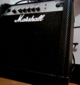 Комбоусилитель MARSHALL MG15/CF