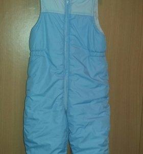 Зимний комплект (комбинезон+куртка)