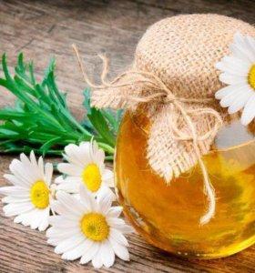 Цветочный натуральный мёд
